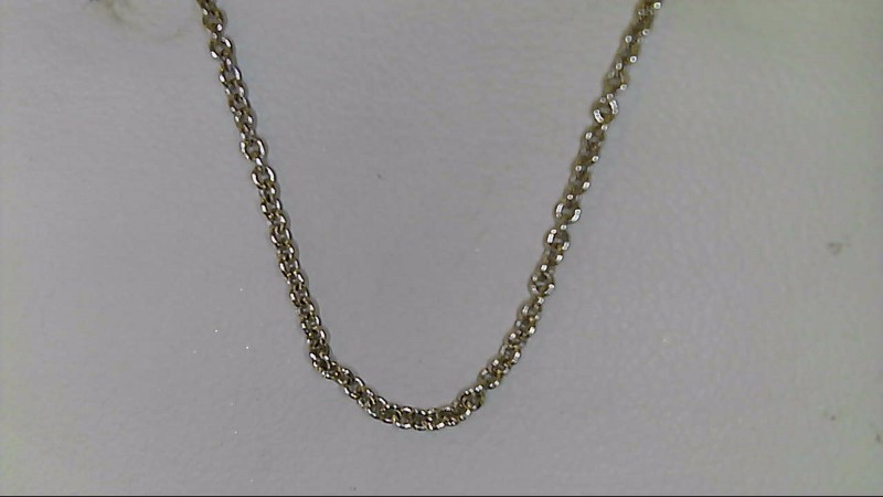 ESTATE 1.6G STERLING CABLE CHAIN