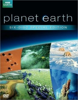 DVD BOX SET  PLANET EARTH SIX DISC SPECIAL EDITION