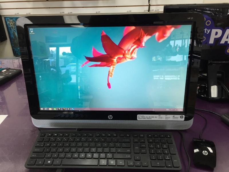HEWLETT PACKARD PC Desktop 21-2014