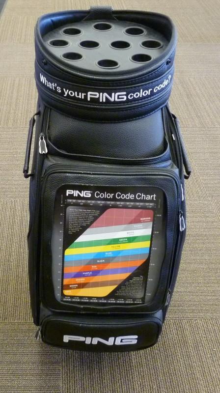 PING Golf Accessory TOUR GOLF BAG