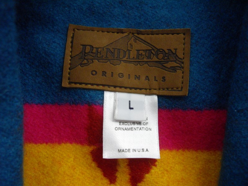 PENDLETON Clothing WOOL VEST