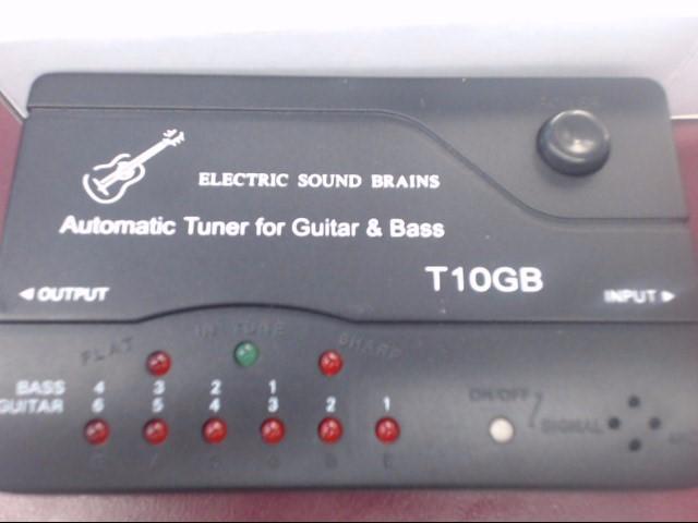 ESTEBAN GUITAR TUNER T10GB