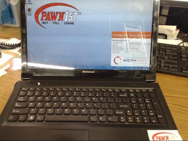 LENOVO PC Laptop/Netbook B575