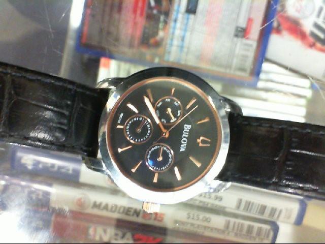 BULOVA Gent's Wristwatch 98C113