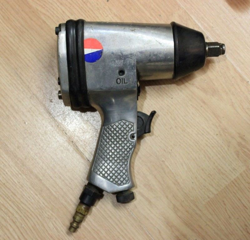 DEVILBISS Air Impact Wrench AT10 AIR IMPACT GUN