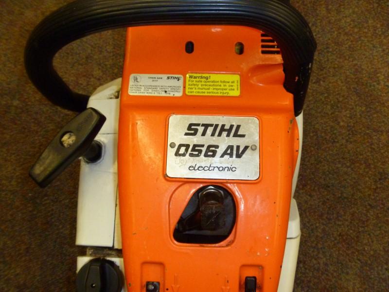 Stihl Chainsaw 065 Av Very Good Buya