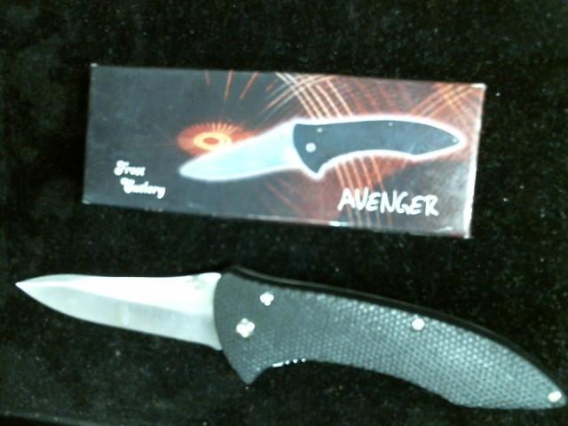FROST CUTLERY Pocket Knife AVENGER
