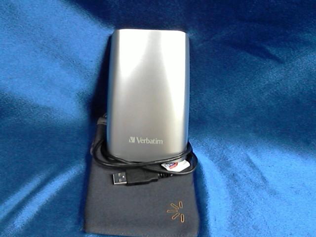 VERBATIM USB160 HARDDRIVE PORTABLE