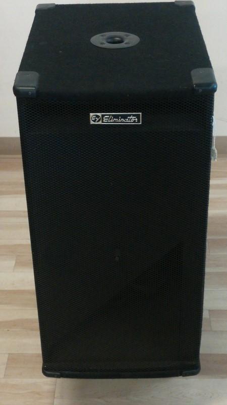 ELIMINATOR Speaker Cabinet EV