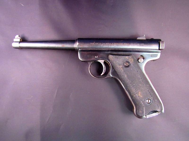 RUGER MARK I .22