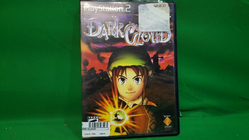 SONY Sony PlayStation 2 Game DARK CLOUD