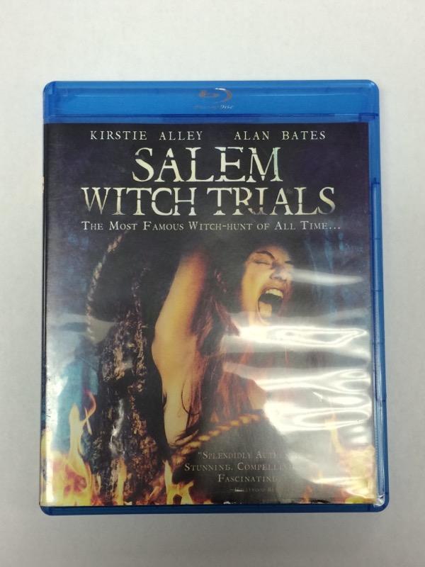 Salem Witch Trials (Blu Ray, 2008)