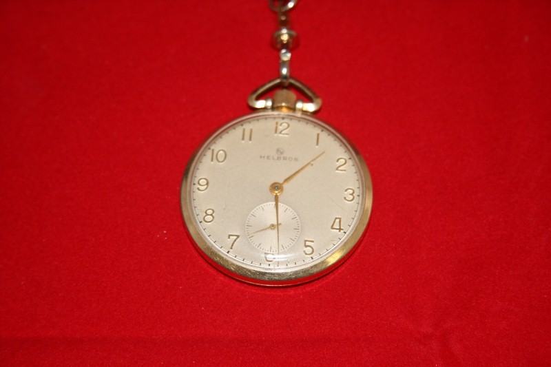 HELBROS Pocket Watch POCKET WATCH