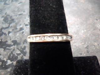 Lady's Diamond Cluster Ring 10 Diamonds .25 Carat T.W. 10K Yellow Gold 1.2dwt