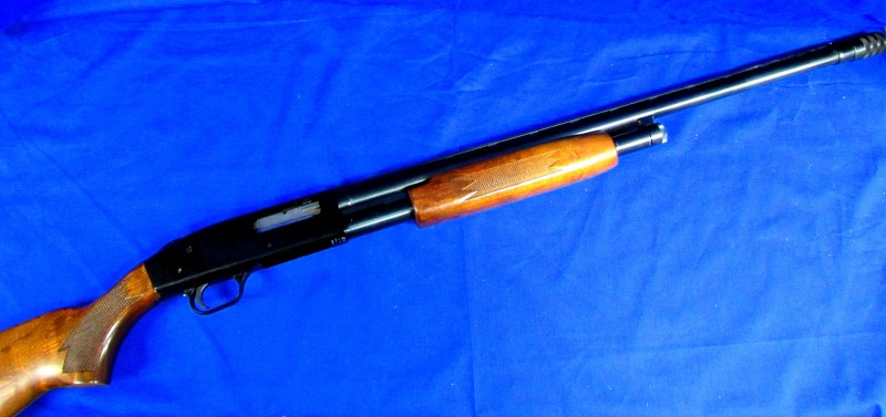 NEW HAVEN FIREARMS BY MOSSBERG 600AT