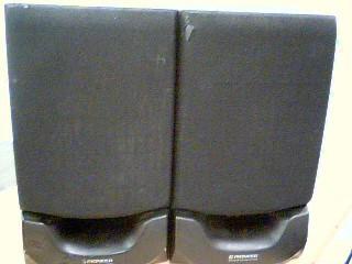 PIONEER Speakers/Subwoofer S-P 1500