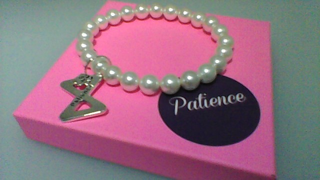 SISTER ACCORD BRACELET-PATIENCE