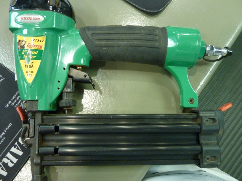 GRIZZLY Nailer/Stapler T21347 T21347