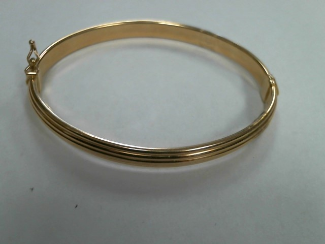 Gold Fashion Bracelet 18K Yellow Gold 3.7dwt