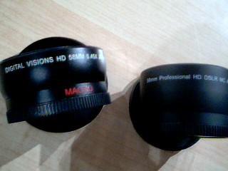 CANON Camera Accessory LENSES (3)