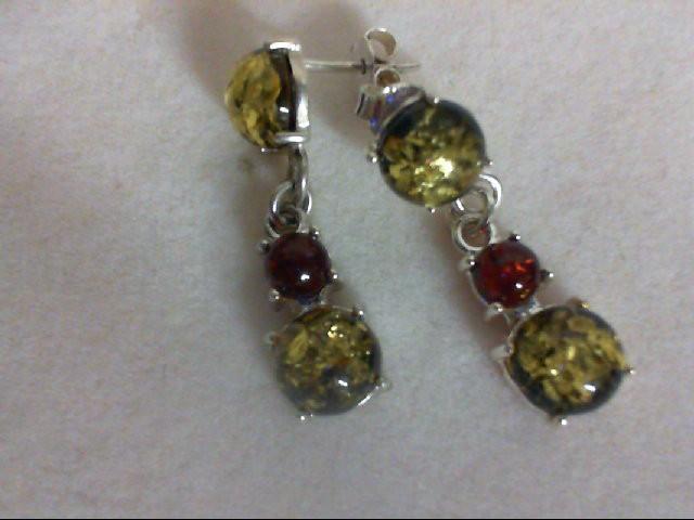 Silver Earrings 925 Silver 4g