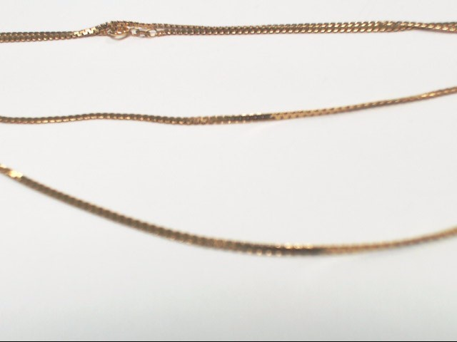 "30"" Gold Chain 14K Yellow Gold 5.7g"