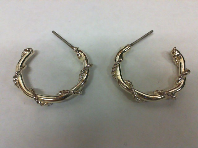 Silver Earrings 925 Silver 2.7g