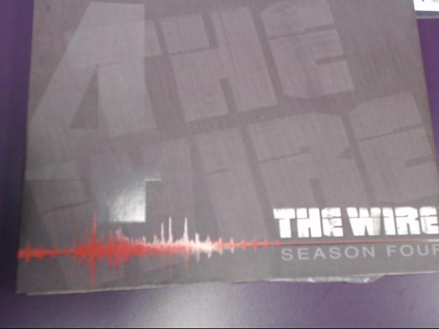 DVD BOX SET DVD THE WIRE 4TH SEASON