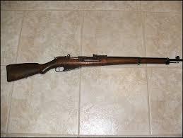 MOSIN NAGANT Rifle 1942