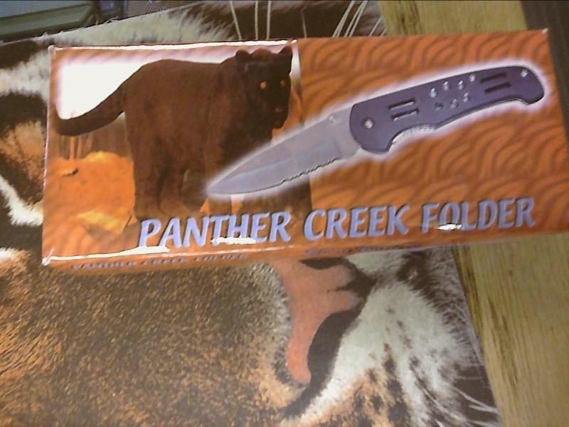 """FROST CUTLERY Pocket Knife POCKET KNIFE 3"""" BLADE"""