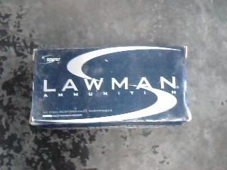 LAWMAN AMMO Ammunition 9MM 50 ROUND