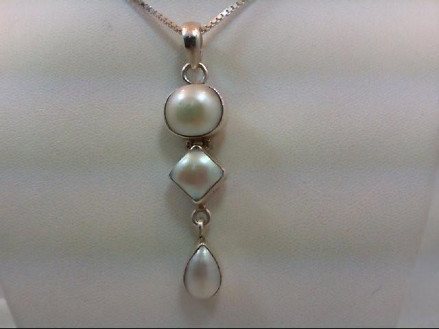 Silver Pendant 925 Silver 12.7g