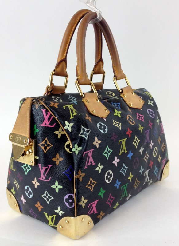 LOUIS VUITTON SPEEDY MURAKAMI 30