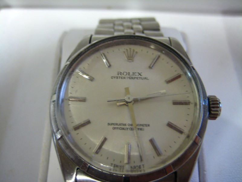 ROLEX Gent's Wristwatch 1003 STAINLESS STAINLESS