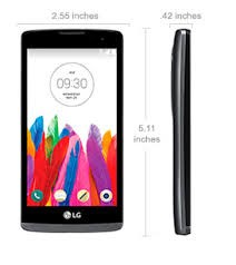 LG Cell Phone/Smart Phone LEON LTE