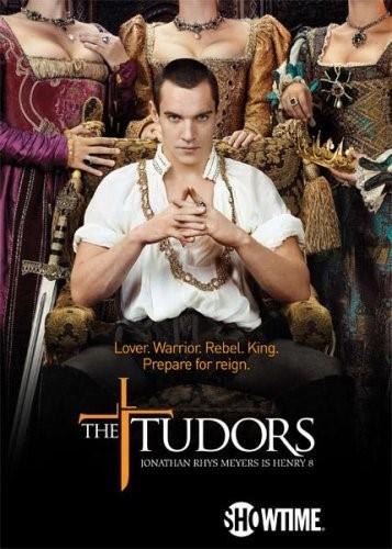 THE TUDORS TV SERIES SEASON ONE