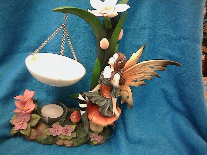 MISC COLLECTIBLES NEW MISC NEW MISC ARTON GIFTS AP-92900; FAIRY WAX WARMER