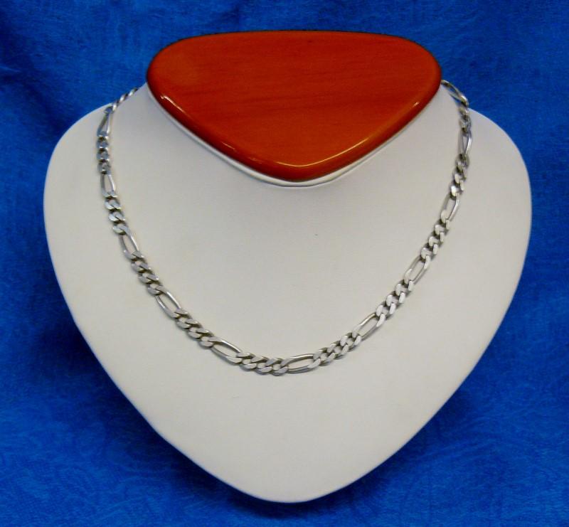 """18"""" Silver Chain 925 Silver 6.15dwt"""