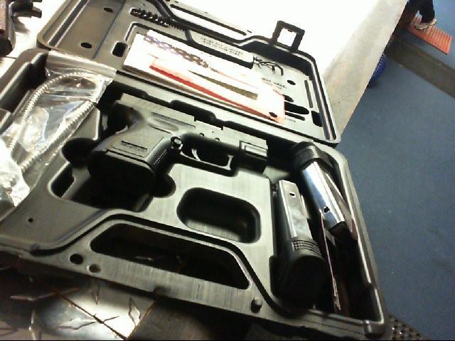 SPRINGFIELD ARMORY Pistol XD9811HCSP06/1114E