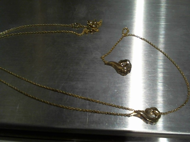 Gold Chain 18K Yellow Gold 5g