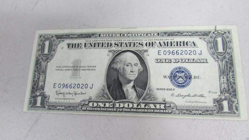 UNITED STATES MONEY 1935 $1