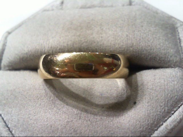 Gent's Gold Ring 14K Yellow Gold 8.1g