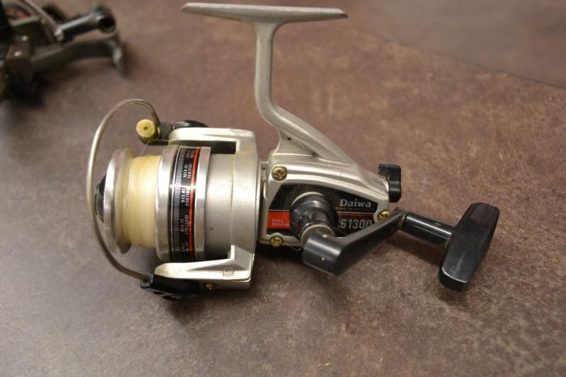 DAIWA Fishing Pole RS1300