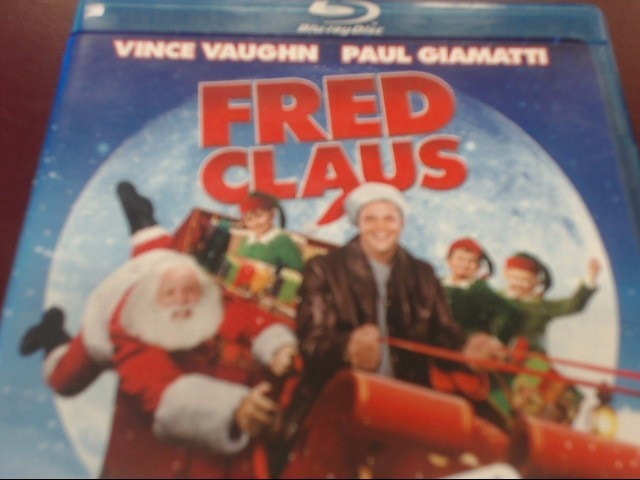 FRED CLAUS - BLU-RAY