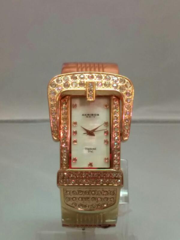 ARKRIBOS Lady's Wristwatch AK563RG