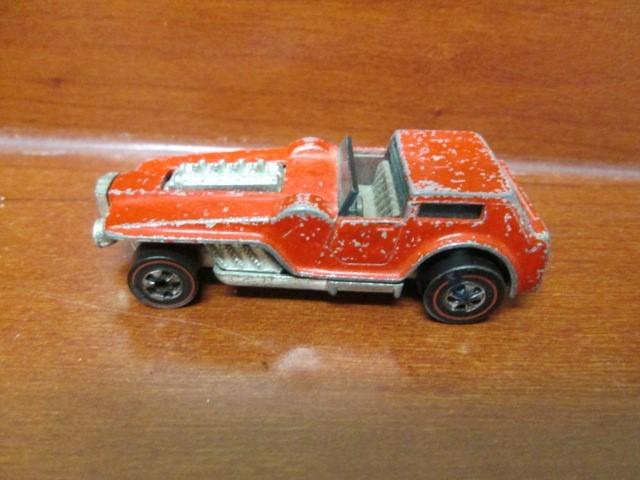 VINTAGE HOT WHEELS 1969 CAR