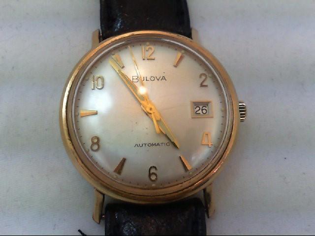 BULOVA Gent's Wristwatch NA