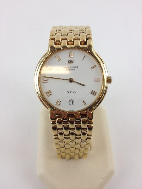 Raymond Weil Fidelio 4802 Quartz Watch