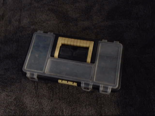 Misc Fishing Gear TACKLE BOX