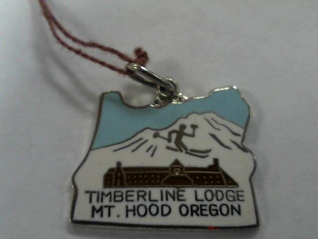 Timberline Lodge Mt. Pendant